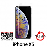 Brando Workshop Premium Tempered Glass Protector (Rounded Edition) (iPhone XS 5.8)