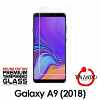 Brando Workshop Premium Tempered Glass Protector (Rounded Edition) (Samsung Galaxy A9 (2018))