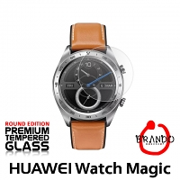 Brando Workshop Premium Tempered Glass Protector (Rounded Edition) (Huawei Watch Magic)