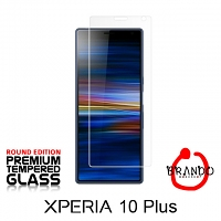 Brando Workshop Premium Tempered Glass Protector (Rounded Edition) (Sony Xperia 10 Plus)