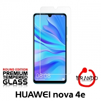 Brando Workshop Premium Tempered Glass Protector (Rounded Edition) (Huawei nova 4e)