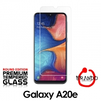 Brando Workshop Premium Tempered Glass Protector (Rounded Edition) (Samsung Galaxy A20e)