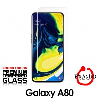 Brando Workshop Premium Tempered Glass Protector (Rounded Edition) (Samsung Galaxy A80)