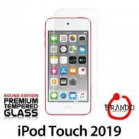 Brando Workshop Premium Tempered Glass Protector (Rounded Edition) (iPod Touch 2019)