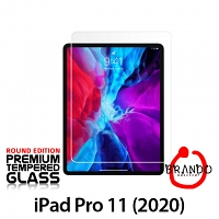 Brando Workshop Premium Tempered Glass Protector (Rounded Edition) (iPad Pro 11 (2020))