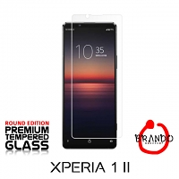 Brando Workshop Premium Tempered Glass Protector (Rounded Edition) (Sony Xperia 1 II)