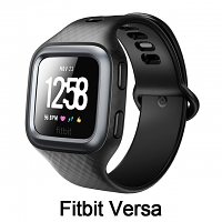 Clayco Hera Wristband Case for Fitbit Versa