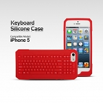 iPhone 5 / 5s / SE Keyboard Silicone Case