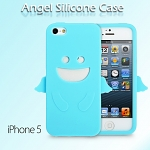 iPhone 5 / 5s / SE Angel Silicone Case