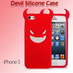 iPhone 5 / 5s Devil Silicone Case