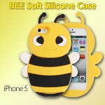 iPhone 5 / 5s BEE Soft Silicone Case