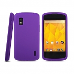 Google Nexus 4 E960 Silicone Case