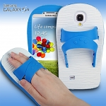 Samsung Galaxy S4 Slipper Silicone Soft Case