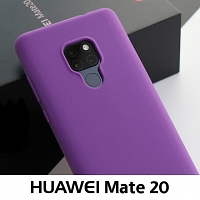 Huawei Mate 20 Seepoo Silicone Case