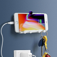 Smartphone Wall-Mounted Hanger Stand