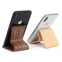 Wooden Smartphone Holder