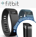 Fitbit Flex - Wireless Activity + Sleep Wristband