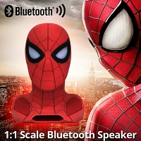 Spider Man 1:1 Scale Bluetooth Speaker