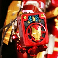 Marvel Iron Man Mini Alloy Bluetooth Speaker