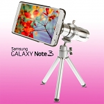 Professional Samsung Galaxy Note 3 12x Zoom Telescope with Tripod Stand