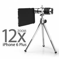 iPhone 6 Plus / 6s Plus 12x Zoom Telescope Kit