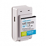 U.PACK Universal Power Pack PLUS 1700mAh Battery Power - Samsung Galaxy S i9000