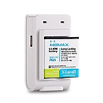 Momax U.PACK Universal Power Pack PLUS 1500mAh Battery Power - Samsung Galaxy S Advance i9070