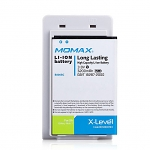 Momax U.PACK Universal Power Pack PLUS 3200mAh Battery Power - Samsung Galaxy Note 3