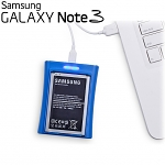 Momax USB Smart Battery Charging Stand - Samsung Galaxy Note 3