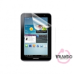 Brando Workshop Ultra-Clear Screen Protector (Samsung Galaxy Tab 2 7.0 GT- P3110)(Wi-Fi)