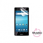 Brando Workshop Ultra-Clear Screen Protector (Sony Xperia ion LT28i)