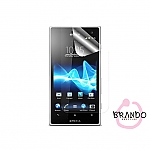 Brando Workshop Ultra-Clear Screen Protector (Sony Xperia acro S)