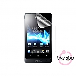 Brando Workshop Ultra-Clear Screen Protector (Sony Xperia go)