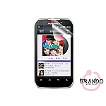Brando Workshop Ultra-Clear Screen Protector (Motorola MOTOSMART MIX XT550)