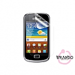 Brando Workshop Ultra-Clear Screen Protector (Samsung Galaxy mini 2 GT-S6500D)