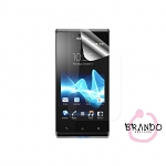 Brando Workshop Ultra-Clear Screen Protector (Sony Xperia J ST26i)