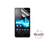 Brando Workshop Ultra-Clear Screen Protector (Sony Xperia T LT30p)