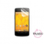 Brando Workshop Ultra-Clear Screen Protector (Google Nexus 4 E960)