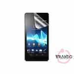 Brando Workshop Ultra-Clear Screen Protector (Sony Xperia V LT25i)
