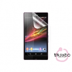 Brando Workshop Ultra-Clear Screen Protector (Sony Xperia Z)