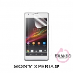 Brando Workshop Ultra-Clear Screen Protector (Sony Xperia SP)