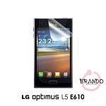 Brando Workshop Ultra-Clear Screen Protector (LG Optimus L5 Dual E615)