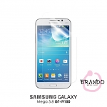Brando Workshop Ultra-Clear Screen Protector (Samsung GALAXY Mega 5.8 DUOS)