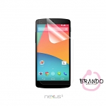 Brando Workshop Ultra-Clear Screen Protector (Google Nexus 5)