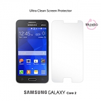Brando Workshop Ultra-Clear Screen Protector (Samsung Galaxy Core 2)