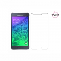 Brando Workshop Ultra-Clear Screen Protector (Samsung Galaxy Alpha)