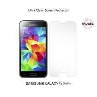 Brando Workshop Ultra-Clear Screen Protector (Samsung Galaxy S5 mini)