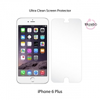 Brando Workshop Ultra-Clear Screen Protector (iPhone 6 Plus)