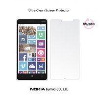 Brando Workshop Ultra-Clear Screen Protector (Nokia Lumia 830 LTE)