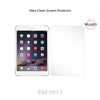 Brando Workshop Ultra-Clear Screen Protector (iPad mini 3)